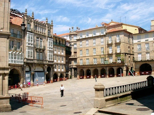 Galicia España