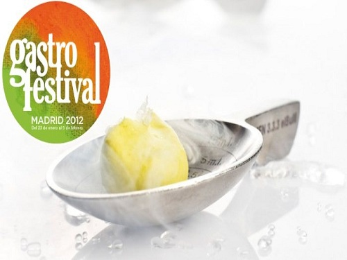 gastrofestival Madrid 2012