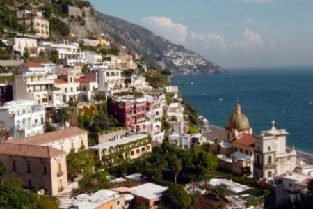 Recorriendo la Costa Amalfitana