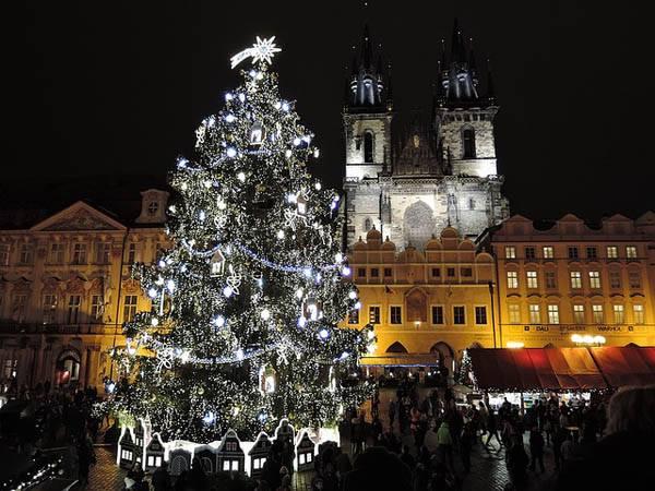 Navidad en Praga
