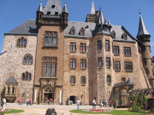 castillo-wernigerode