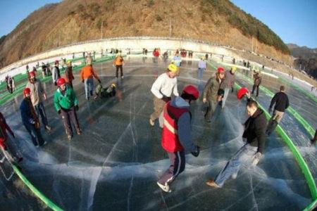 Festival de Hielo de Hwacheon, Corea del Sur