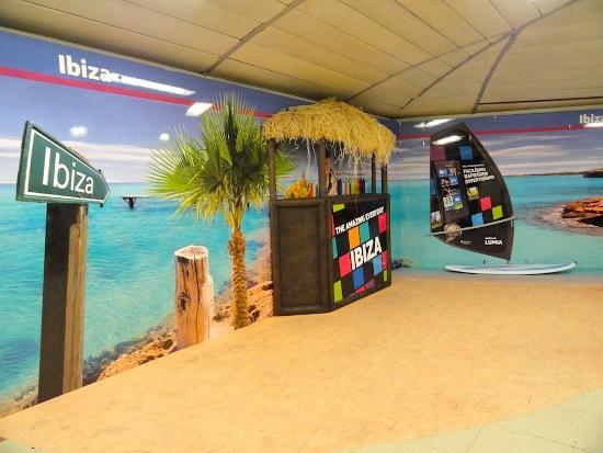 Nokia Amazing Station, estacion Ibiza