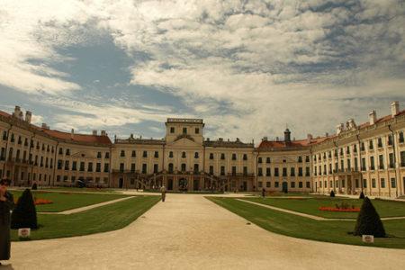 Palacio Esterházy, el Versalles húngaro