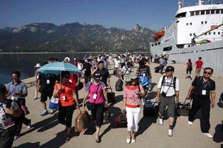 Viajar como turista por Corea del Norte