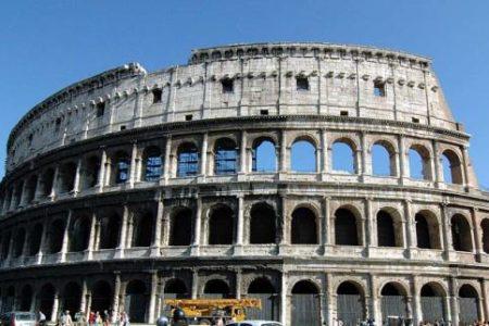 Próxima restauración del Coliseo de Roma