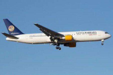 Cancelados los vuelos Madrid-Caracas de Santa Bárbara Airlines