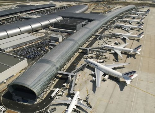 Aeropuertos de par s c mo llegar al centro for Vuelos de barcelona a paris low cost