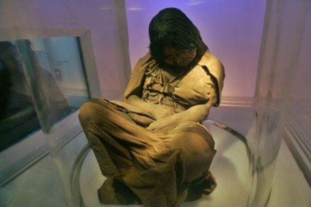Las momias de Llullaillaco, en Salta