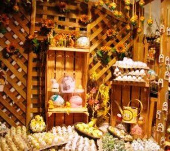 Mercados de Pascua en Viena, otro tipo de compras