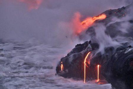 Conocer los volcanes de Hawaii