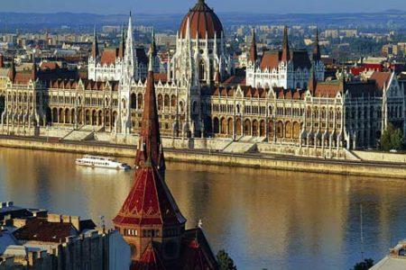 De Viena a Budapest, capitales imperiales