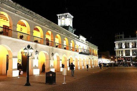 El Cabildo de Salta, museo histórico en Argentina