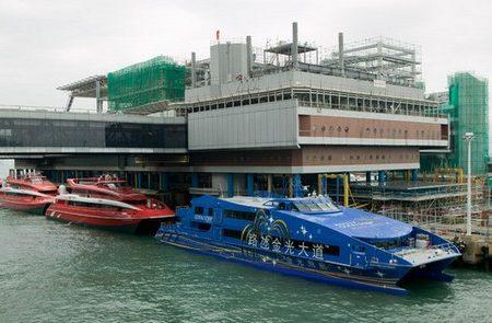 Viajar entre Hong Kong y Macao
