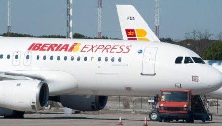 Iberia Express realiza sus primeros vuelos