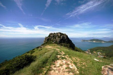 Cheongsando, una isla slow en la costa de Corea