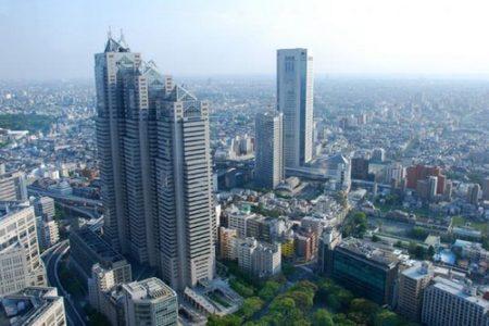 Los mejores rascacielos de Tokio