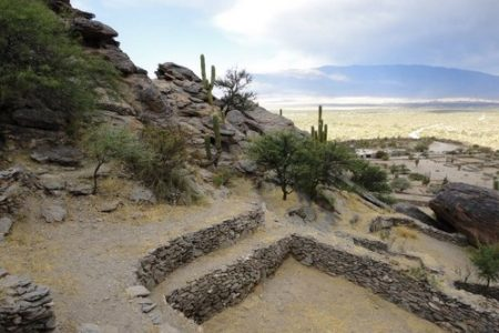 Las Ruinas de los Quilmes, en el norte argentino