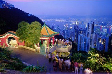 Visitar Victoria Peak, turismo en Hong Kong