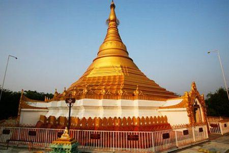 Lumbini, excursión al lugar de nacimiento de Buda