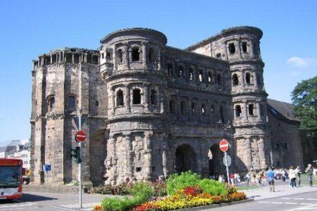 Porta Nigra, legado romano en Alemania