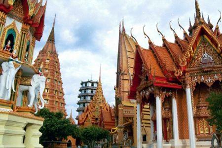El turismo español crece considerablemente en Tailandia