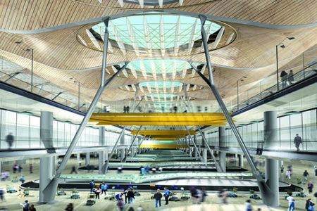 Barajas, cuarto aeropuerto más transitado de la Unión Europea