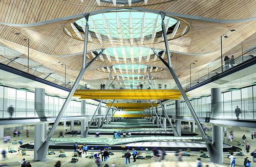 Barajas cuarto aeropuerto m s transitado de la uni n europea for Oficinas air europa madrid