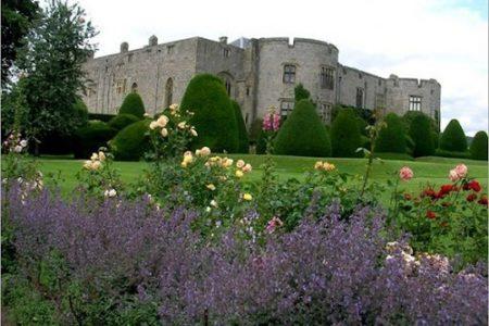 El Castillo Chirk, entre Gales e Inglaterra