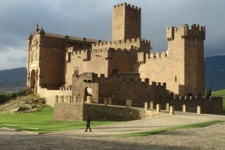 El Castillo de Javier, excursión desde Pamplona