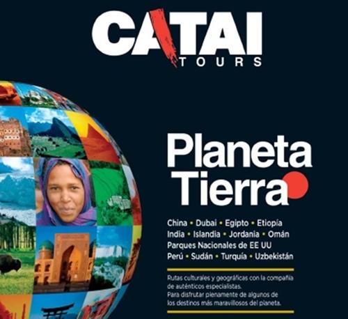 Planeta tierra- CATAI Tours