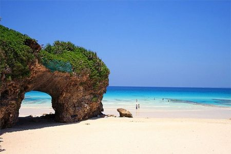 Miyako, paraíso tropical en el sur de Japón