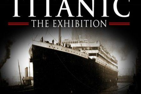 Titanic, The Exhibition, exposición en Barcelona