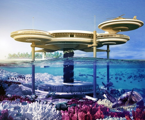 water-discus