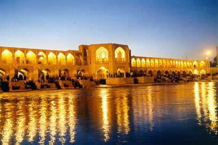 Khaju, el puente más hermoso de Irán
