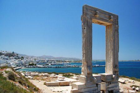 Naxos, la isla más grande de las Cícladas
