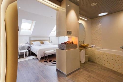 Hotel Princesa Munia en Oviedo