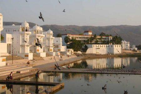 Guía de destinos turísticos en Rajastán, India