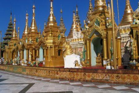 Guía de destinos turísticos en Myanmar