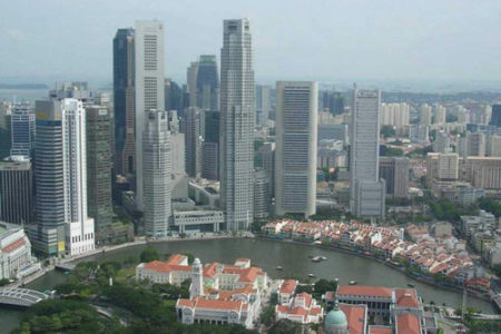 Cómo viajar a Singapur