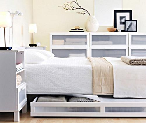 Dormitorio estilo Ikea