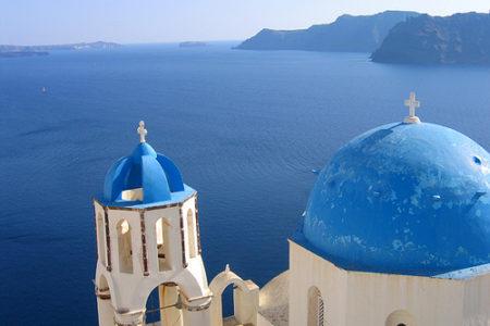 Cómo viajar a las islas griegas