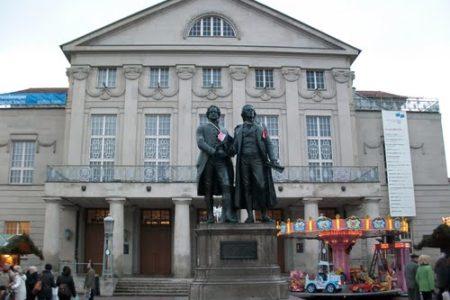 Weimar, la ciudad de los clásicos en Alemania