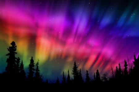 Consejos para ver las auroras boreales