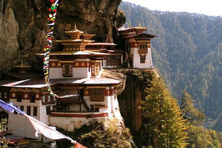 Cómo viajar a Bután