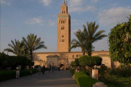 Visita la medina de Marrakech