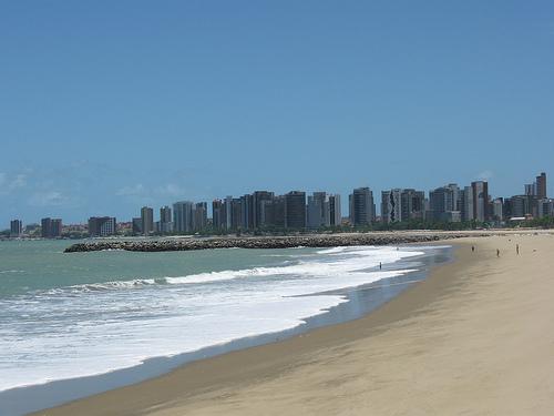 Playa de Fortaleza
