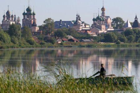 Rostov, en el Anillo de Oro en Rusia