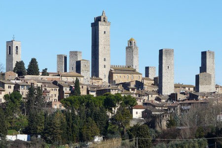 San Gimignano, las torres de la Toscana