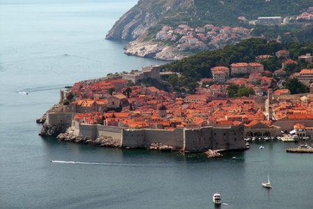 Guía de destinos turísticos en la Dalmacia croata